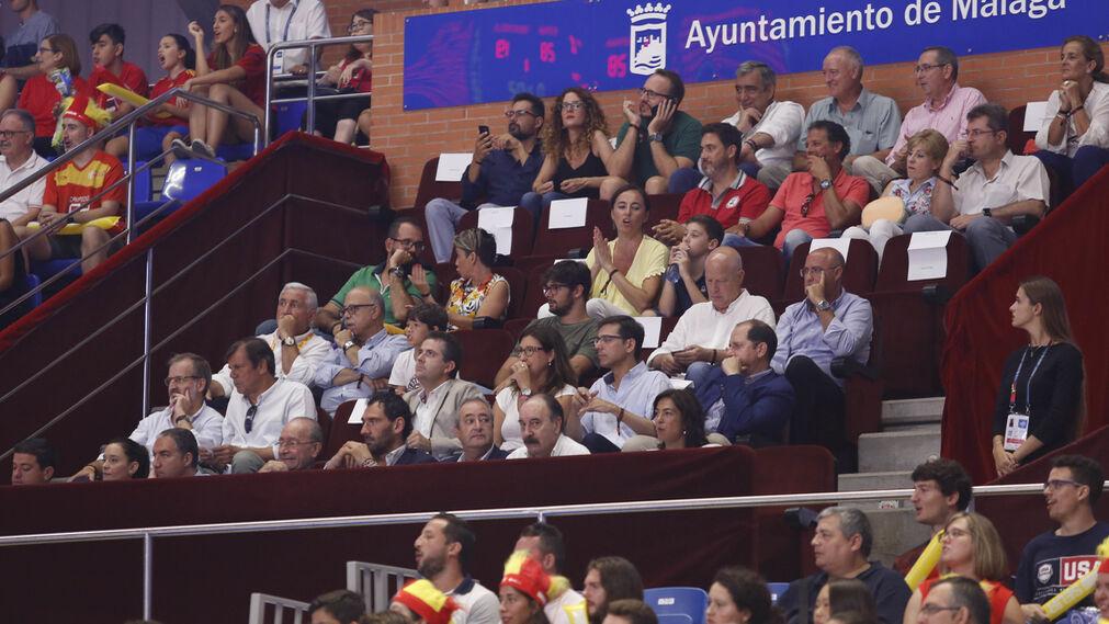 Las imágenes del amistoso España-Venezuela en el Carpena