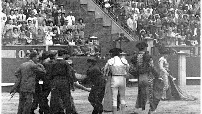 Manolete: el triste agosto de 1947