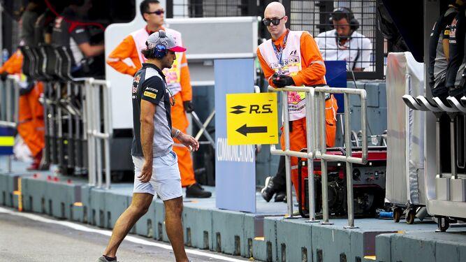 Carlos Sainz camina derecho a RenaultCarlos Sainz camina derecho a RenaultEscudero, distinción desde la humildad   El 'Durant blanco' honra su nuevo escudo