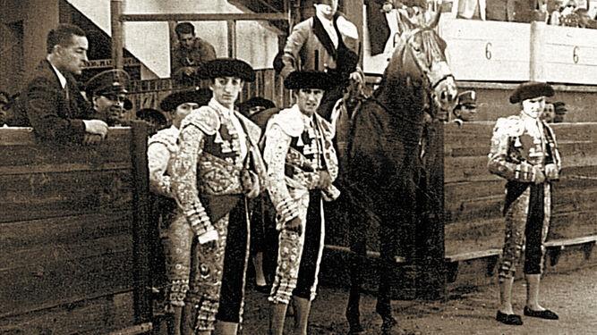 Amistad y competencia entre Manolete y Arruza