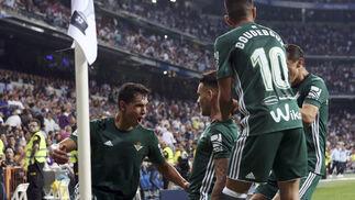 Las imágenes del Real Madrid-Betis