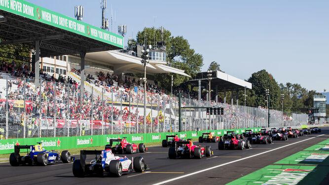 Jerez acogerá el Campeonato FIA F2.