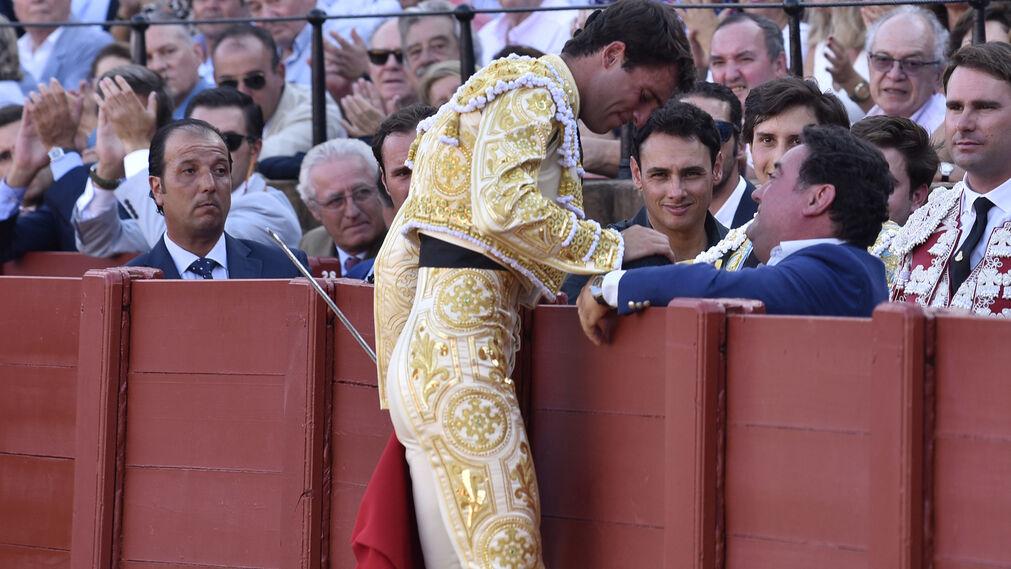 La segunda corrida de la Feria de San Miguel, en imágenes