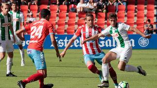 Las imágenes del Lugo-Córdoba