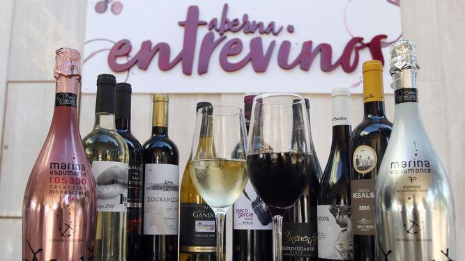 Un maridaje perfecto entre el vino y la buena cocina.