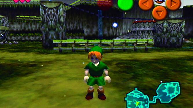 Una imagen del célebre juego.