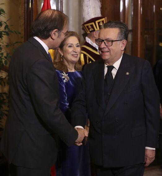 Las imágenes del 39º Aniversario de la Constitución