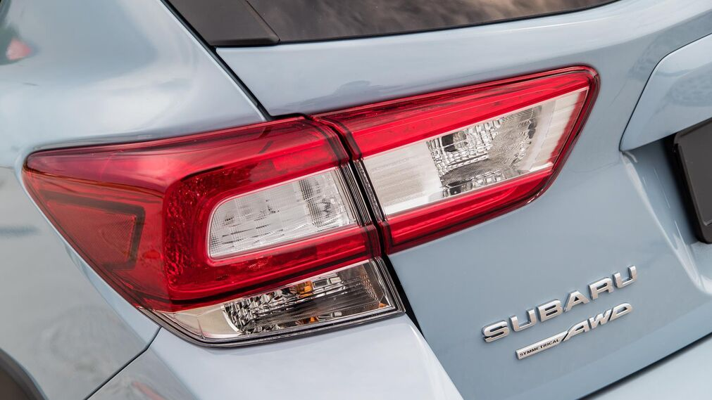 Así es el nuevo Subaru XV 2018, foto a foto