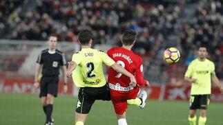 El UD Almería-Córdoba CF, en imágenes