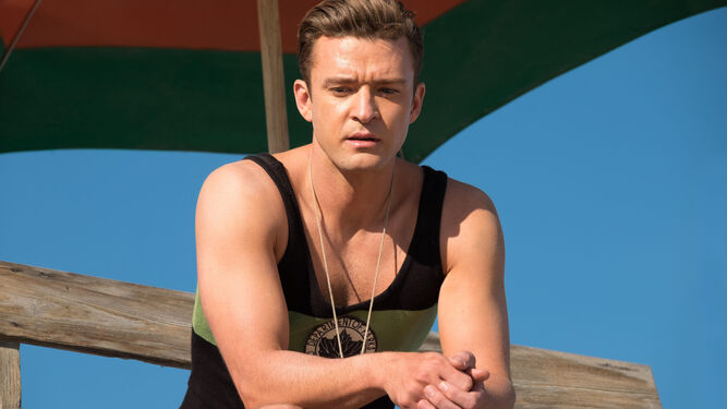 Timberlake encarna a un socorrista con vocación por la dramaturgia.