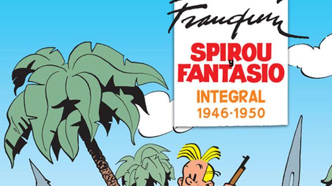Spirou y Fantasio.