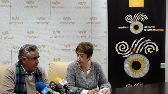 Antonio Ruiz, Juan Pérez y Manuel Lara desglosan la agenda de la Subbética.
