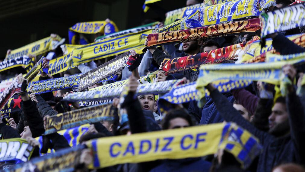 Las imágenes del Cádiz-Córdoba