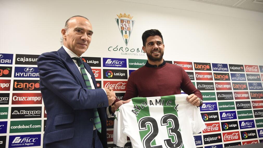 Las nuevas caras del Córdoba CF 58cd2df3022fd