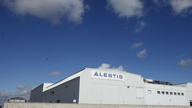 Instalaciones de Alestis en San Pablo, en Sevilla.