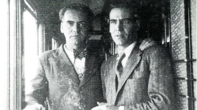 El primer viaje de la 'marca España' se apellida Lorca