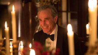 Daniel Day-Lewis (El hilo invisible)