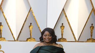 La alfombra roja de los Oscar, en imágenes