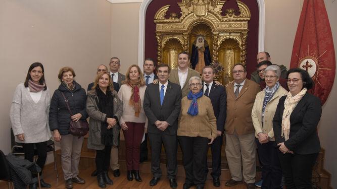 La obra social reparte 20.000 euros entre cinco proyectos de entidades