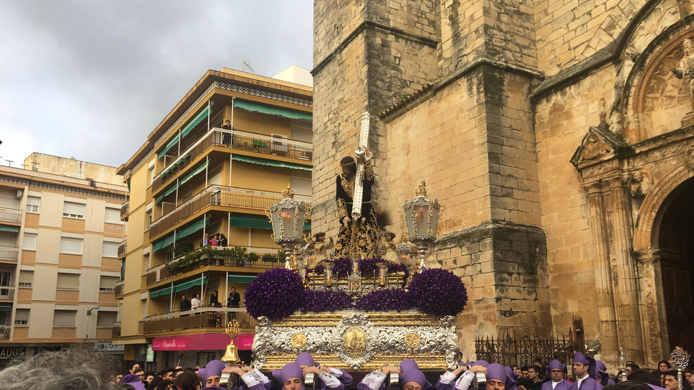 Jesús Nazareno, Lucena. Fotografía: Rosa Alcántara.