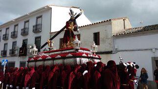 Tanda Nazareno de la Caridad, Hinojosa del Duque. Fotografía: Satur Muñoz.