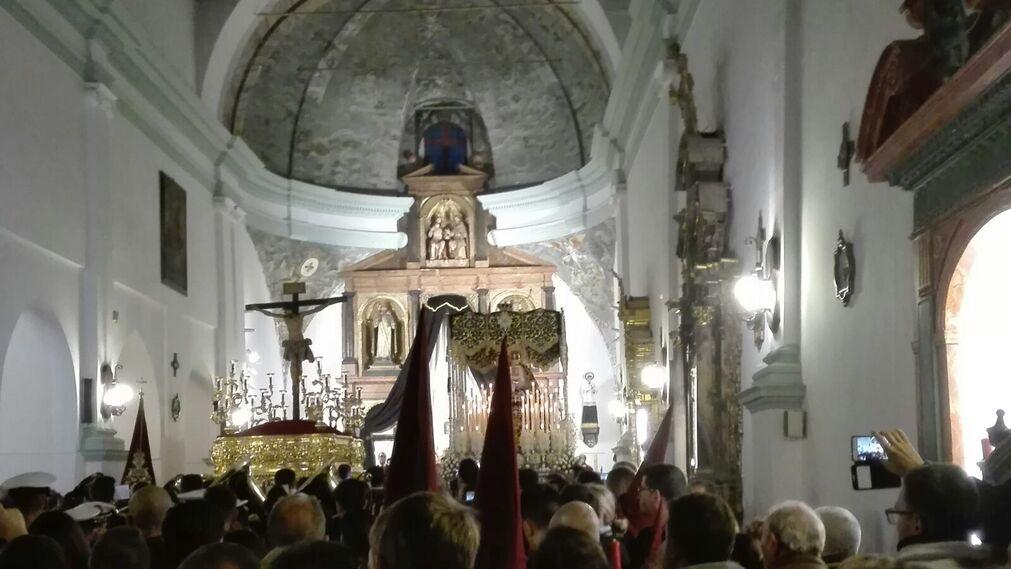 La Expiración y los Dolores, La Rambla. Fotografía: Gabi Páez