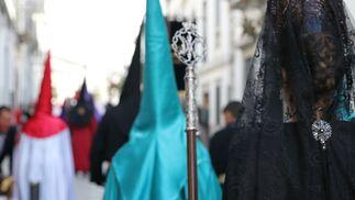Procesión del Santo Entierro, Villanueva de Córdoba. Fotografía: Bea Cartan