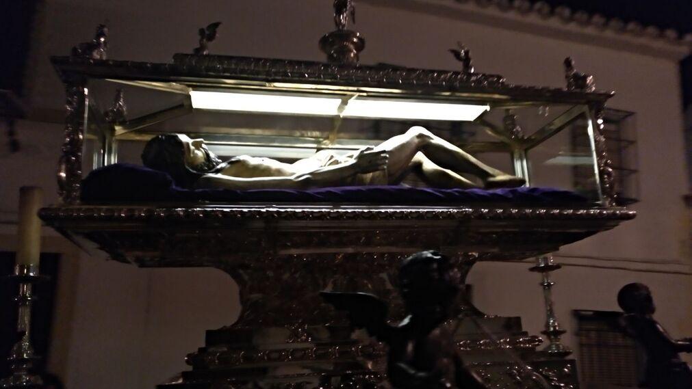 Santo Sepulcro, Baena. Fotografía: Sara Núñez.