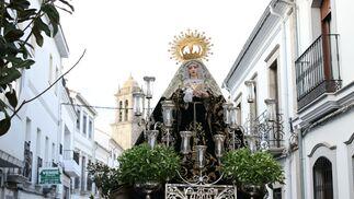 Virgen de los Dolores, Villanueva de Córdoba. Fotografía: Bea Cartan