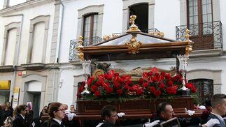 Jesús Yacente, Villanueva de Córdoba. Fotografía. Bea Cartan