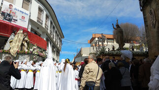 El Domingo de Resurrección en la provincia