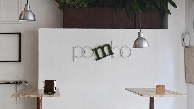 Imagen del interior del Café Pombo.