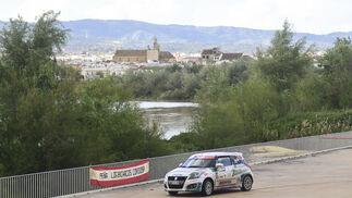 La primera jornada del XXXVI Rallye Sierra Morena, en imágenes