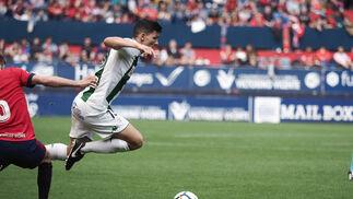 El Osasuna-Córdoba (1-1), en imágenes