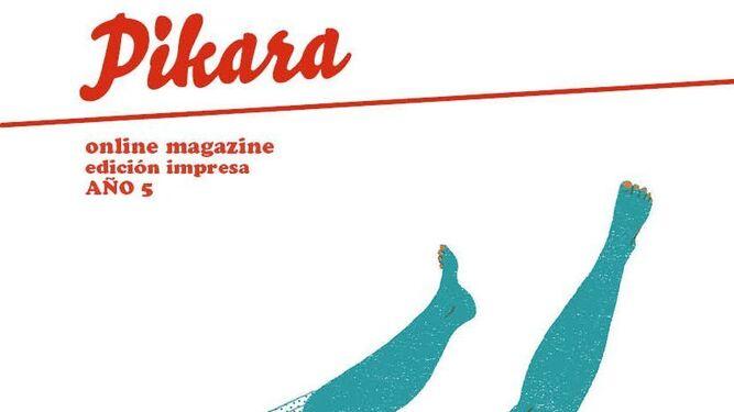 Una portada de su revista 'on-line'.