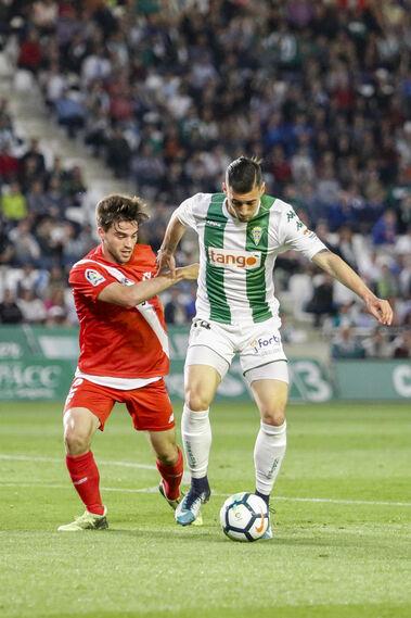 Las imágenes del Córdoba-Sevilla Atlético