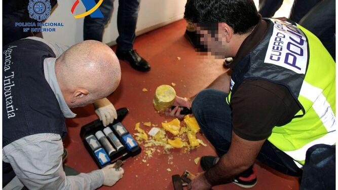 Operación en la que cayó el mayor traficante de cocaína del norte de África.