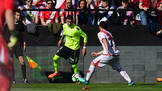 Las imágenes de la victoria del Córdoba ante el Rayo (1-2)