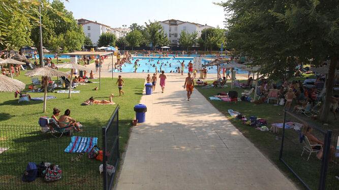 los an lisis en la piscina del santuario descartan On piscina santuario
