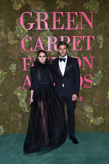 Los looks de los Green Carpet Fashion Awards