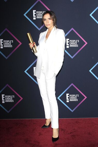 Los looks de la alfombra roja de los People's Choice Awards 2018