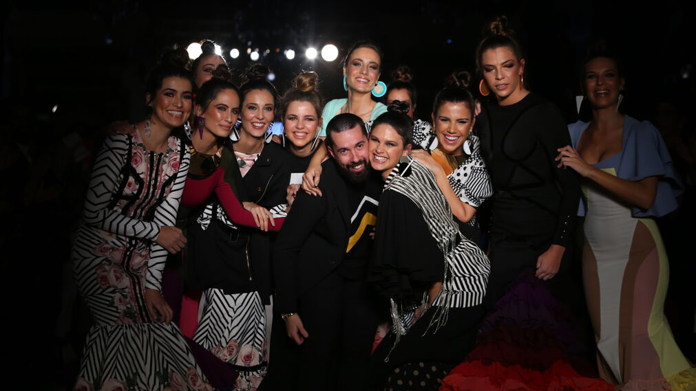 Ventura, las fotos del desfile en We Love Flamenco 2019