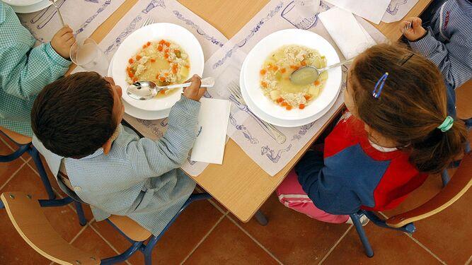 """CCOO denuncia el """"desmantelamiento"""" de los comedores escolares en ..."""