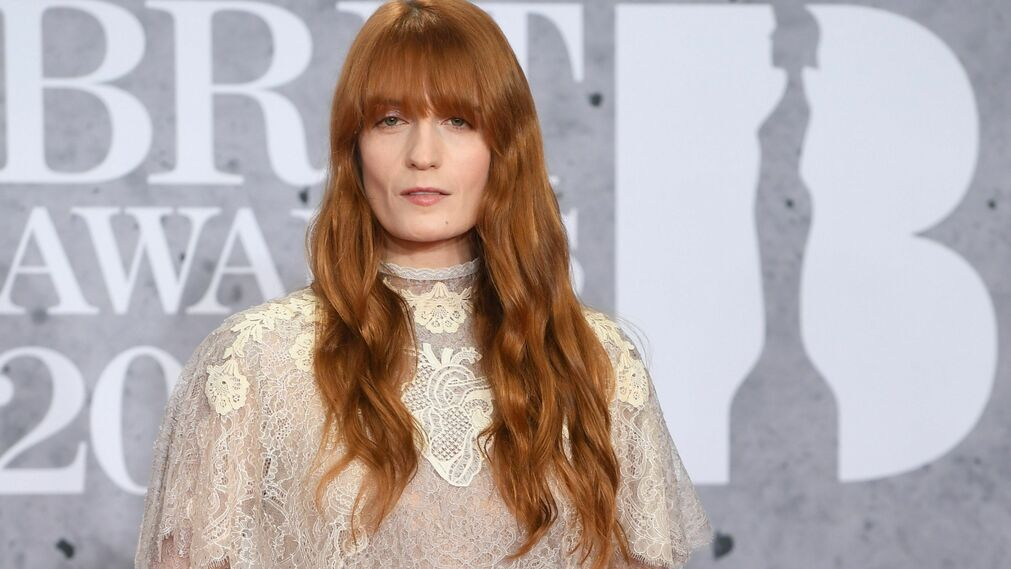 <p>Florence Welch (de Florence + the Machine)</p><br>