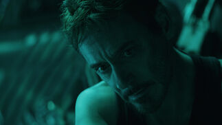 Tony Stark / Iron Man (Robert Downey Jr.) en 'Vengadores: Endgame'.