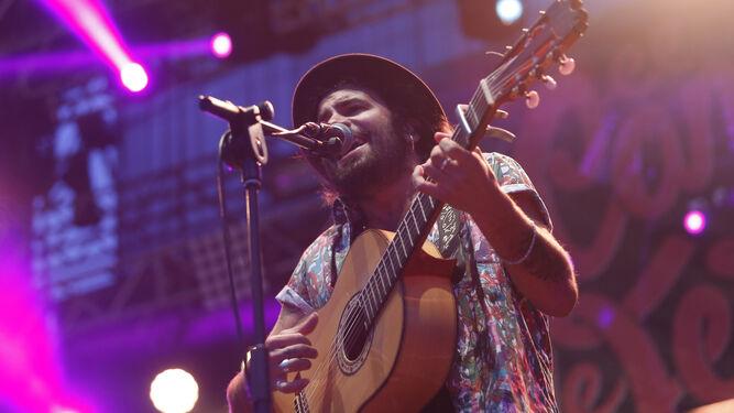 El Canijo de Jerez será uno de los artistas del Jamón Rock.