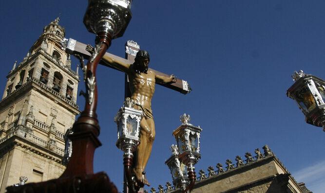 Santísimo Cristo de la Clemencia.