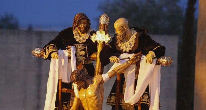 Santísimo Cristo del Descendimiento.