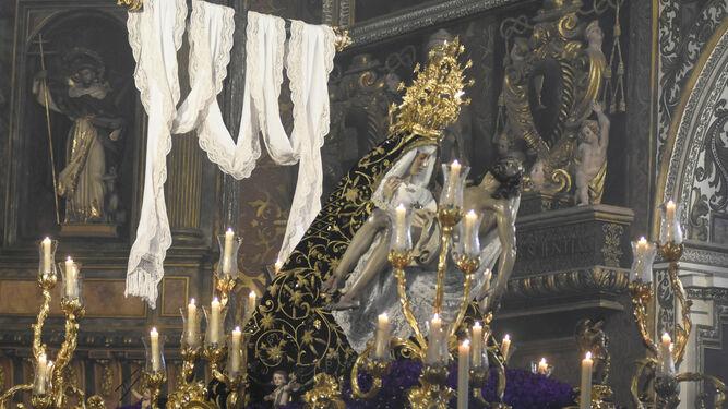 Nuestra Señora de las Angustias Coronada de Córdoba.