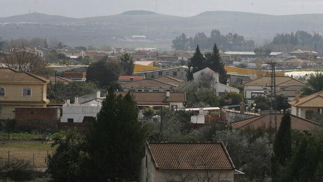 Parcelas entre Córdoba capital y Almodóvar del Río.